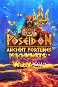 Ancient Fortunes Poseidon WowPot Megaways Free Play in Demo Mode
