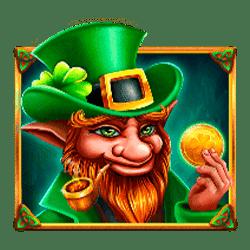 Wild Symbol of Leprechaun's Coins Slot