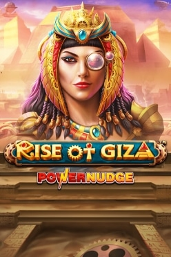 Rise of Giza PowerNudge Free Play in Demo Mode