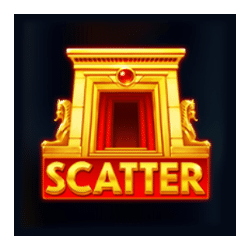 Scatter of Spirit of Egypt Hold and Win Slot