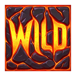 Wild Symbol of Mount Magmas Slot