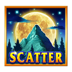 Scatter of Wolf Night Slot