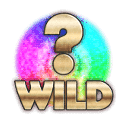 Wild Symbol of Who Wants To Be A Millionaire Megapays Slot