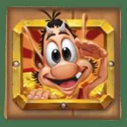 Wild Symbol of Hugo Carts Slot