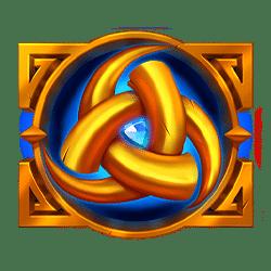 Wild Symbol of Towering Pays Valhalla Slot