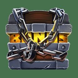 Scatter of Volatile Vikings Slot