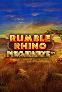 Rumble Rhino Megaways Free Play in Demo Mode