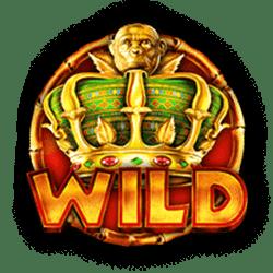 Wild Symbol of King Koko's Quest Slot