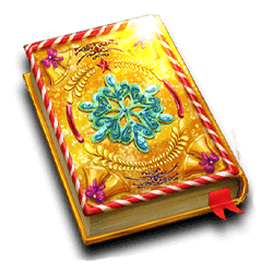 Scatter of Book Of Xmas Slot