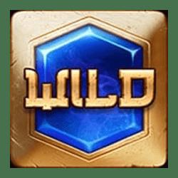 Wild Symbol of Three Samurai Slot