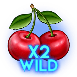 Wild Symbol of Fruits Deluxe Slot