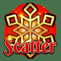 Scatter of Wild Santa Slot