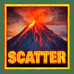 Scatter of Red Hot Volcano Slot