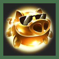 Wild Symbol of PiggyPop Slot