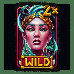 Wild Symbol of Medusa Hot 1 Slot