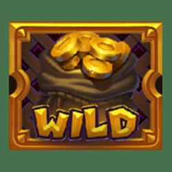 Wild Symbol of Dwarven Gems Megaways Slot