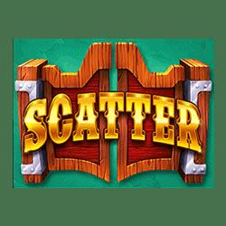 Scatter of Golden Haul Infinity Reels Slot