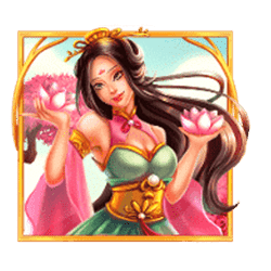 Wild Symbol of Mystic Fortune Deluxe Slot