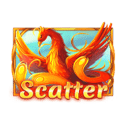Scatter of Mystic Fortune Deluxe Slot