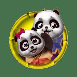 Icon 6 Panda Family