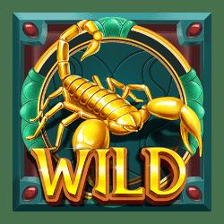 Wild Symbol of 9 Pyramids of Fortune Slot