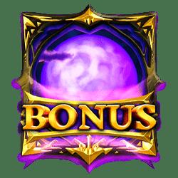 Scatter of Hunters Moon Gigablox Slot