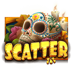 Scatter of Day of Dead Slot