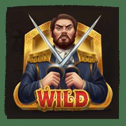 Wild Symbol of El Vigilante Slot