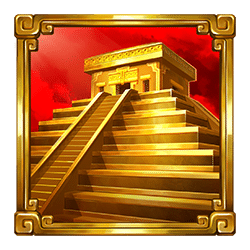 Scatter of Gonzo's Gold Slot